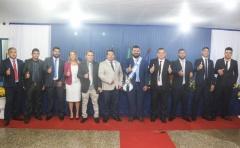 Vereadores de Jangada são empossados e Júnior de Paula é eleito presidente da Câmara